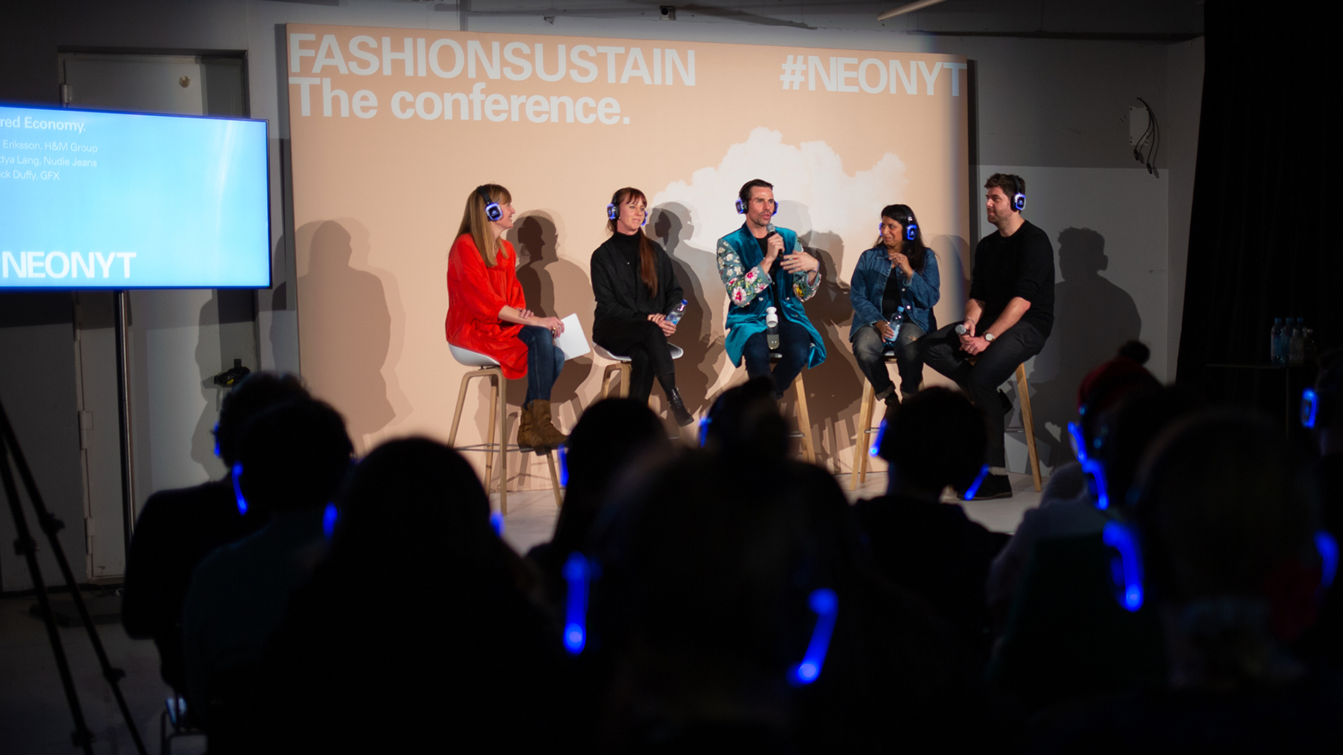 Fashionsustain - the conference at Neonyt