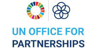 UN Office for Partnerships Logo